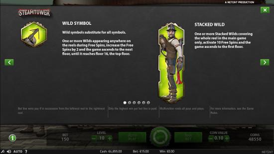 Игровой автомат Steam Tower - в казино вулкан 24 регулярно выиграй