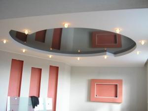 Основы и правила монтажа подвесного потолка.