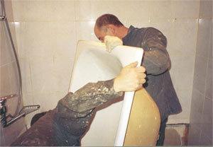 Полезные советы по установке ванны своими руками