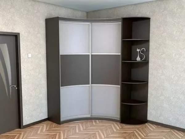 Шкаф-купе для гостиной под заказ