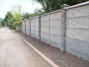 Забор - необходимое сооружение любой усадьбы
